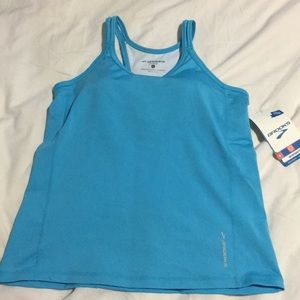 Brooks running/workout top, size large. New